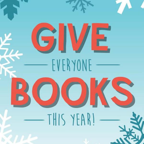 Give Everyone Books This Year