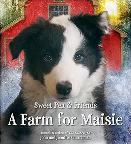 Farm for Maisie bookcover