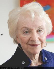 Madeleine May Kunin